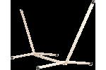 Металлическая стойка для одноместных гамаков NEPTUNO NPS12-5
