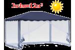 Тент-шатер со стенками Green Glade 1038
