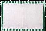Стенка green glade 4130 зеленая с москитной сеткой