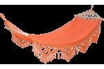 Гамак тканный с бахромой Glory Orange