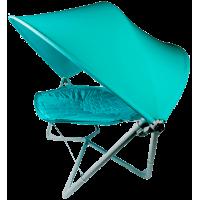 Подвесные качели гамак ИБИЦА (цвет бирюзовый)