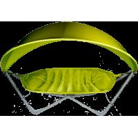 Подвесные качели гамак ИБИЦА (цвет салатовый)