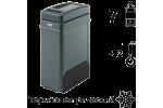 Автохолодильник термоэлектрический Frigocat-12V Indel-B