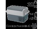 Автохолодильник компрессоный Indel B TB31A