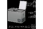 Автохолодильник компрессоный Indel B TB92