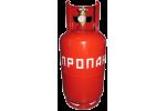 Металлический газовый баллон 12 литров