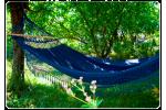 Гамак TULIP двухместный (Бразилия) Синий