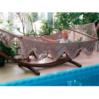 Гамак VINTAGE плетеный двухместный (Бразилия)