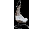 Подвесное кресло Wind из искусственного ротанга