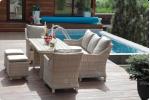 Комплект мебели из ротанга ФИДЖИ
